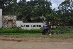 Rancho Santana Me, Carolyn and Chris